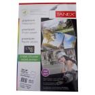 Foto kağız Tanex A4 200 qr. ( parlaq, 25 vər)