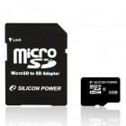 "Mobil kart ""Silicon Power Micro-SD"" 4GB"